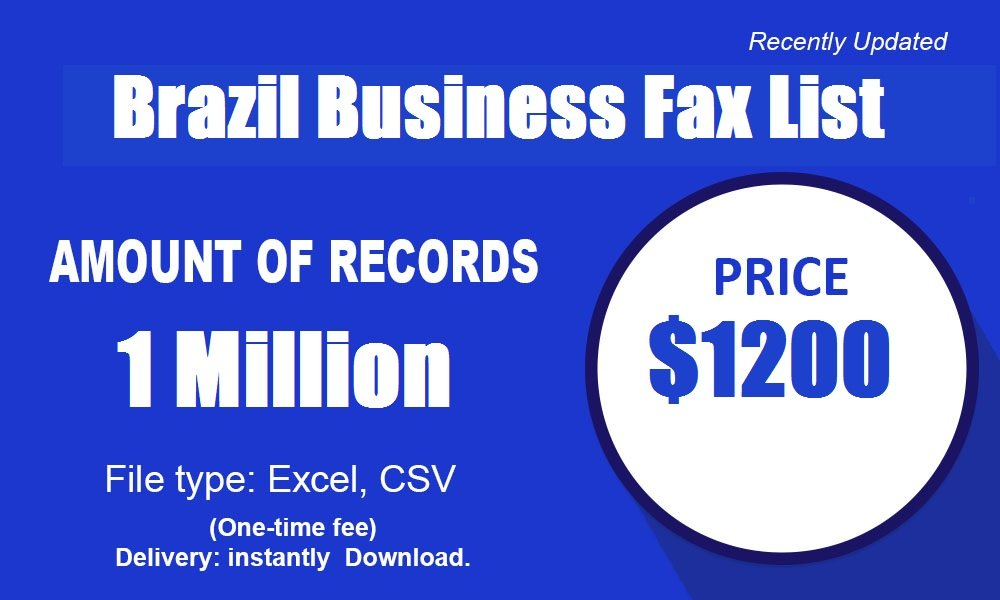Brazil-Fax-Number