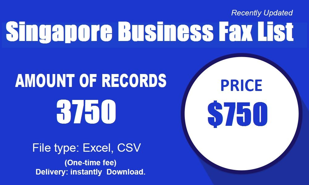 Singapore-Fax-Number